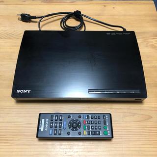 ソニー(SONY)のSONY ブルーレイディスク/DVDプレーヤー BDP-S190(ブルーレイプレイヤー)