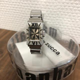 値下げしました【カバン ド ズッカ】Manhattan 時計