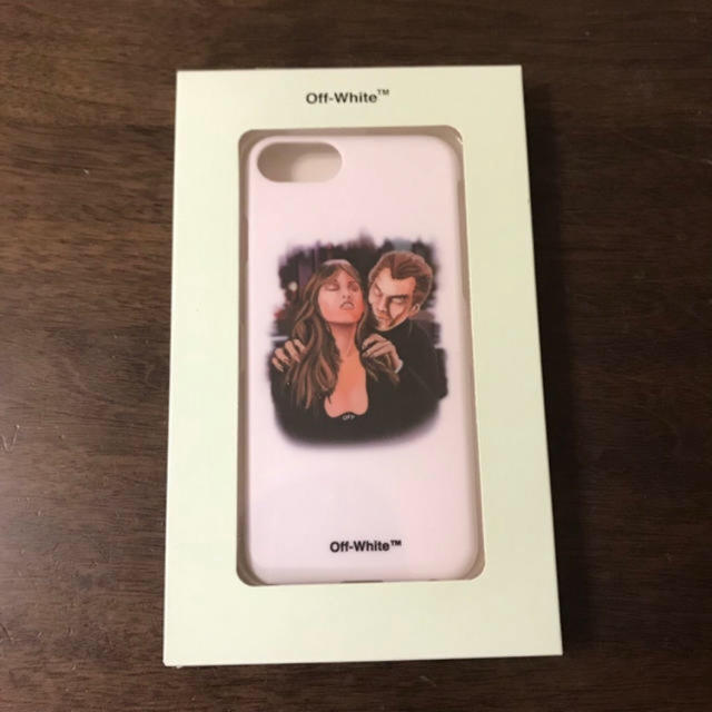 OFF-WHITE - OFF WHITE IPHONE7 ドラキュラ 確実正規品の通販