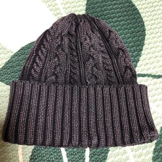 ブラウニー(BROWNY)のBROWNY(ブラウニー)ニットキャップ、ニット帽(ニット帽/ビーニー)