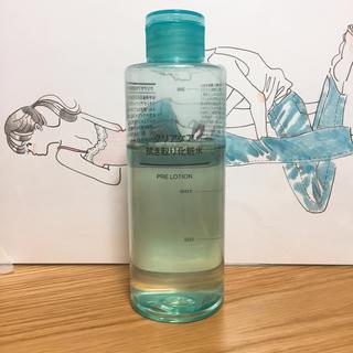 ムジルシリョウヒン(MUJI (無印良品))の無印良品 クリアケア 拭き取り化粧水(化粧水 / ローション)