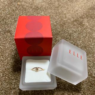 エル(ELLE)のELLE  ピンキーリング (リング(指輪))