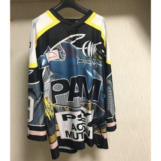 パム(P.A.M.)のperks and mini ホッケージャージ カワグチジン 着用(Tシャツ/カットソー(半袖/袖なし))