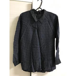 ニトカ(nitca)のnitcaチェックシャツ(シャツ/ブラウス(長袖/七分))