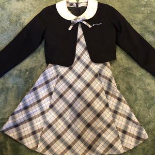 クラウンバンビ(CROWN BANBY)の入学式 ワンピース(ドレス/フォーマル)