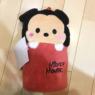 ミッキーマウス(ミッキーマウス)の⭐︎新品 パペット ぬいぐるみ ブランケット ミッキー ツムツム ディズニー(おくるみ/ブランケット)