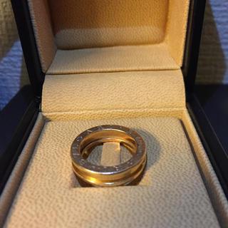 ブルガリ(BVLGARI)のブルガリ ビーゼロワン ピンクゴールド 48(リング(指輪))