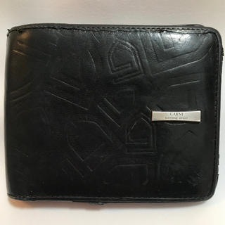 ガルニ(GARNI)の025【GARNI 財布】ガルニ 二つ折り財布 ウォレット 革小物(折り財布)