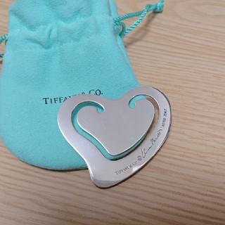ティファニー(Tiffany & Co.)のティファニー ブックマーク(しおり/ステッカー)