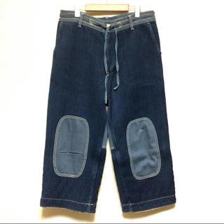 コモリ(COMOLI)のPorter Classic 初期 KENDO PANTS(デニム/ジーンズ)