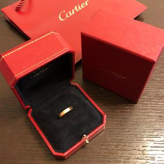 カルティエ(Cartier)の【Cartier 】ラブリング PG♡LOVE WEDDING RING(リング(指輪))