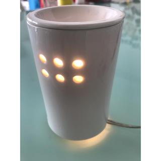 ムジルシリョウヒン(MUJI (無印良品))の無印良品 アロマ ランプ(アロマポット/アロマランプ/芳香器)