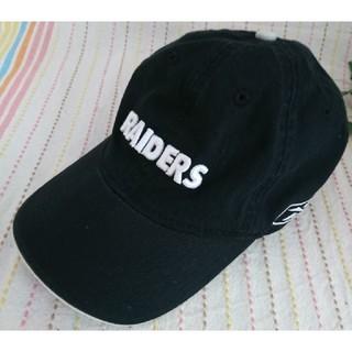 7bedf6fb1ec リーボック(Reebok)の中古 NFL RAIDERS レイダーズ リーボック製ストラップバック(キャップ)