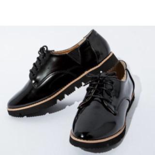 シマムラ(しまむら)のレースアップシューズ 新品未使用(ローファー/革靴)