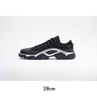 ラフシモンズ(RAF SIMONS)の新品 raf Simons adidas 18aw detroit runner(スニーカー)