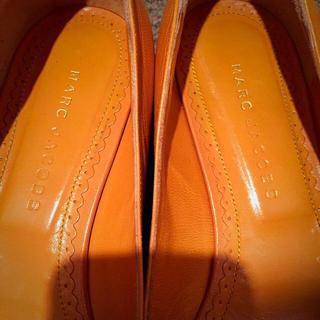 マークジェイコブス(MARC JACOBS)のマーク ジェイコブス フラットシューズ(ローファー/革靴)