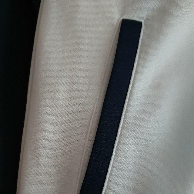 adidas(アディダス)のadidas ジャージ 140 キッズ/ベビー/マタニティのキッズ服 女の子用(90cm~)(ジャケット/上着)の商品写真