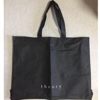 セオリー(theory)のtheoryショッパー【不織布】      本日だけ価格(ショップ袋)