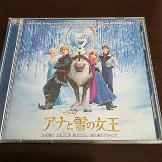 ディズニー(Disney)の【日常茶飯事様】アナと雪の女王 サウンドトラックCD(映画音楽)