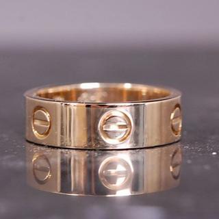 カルティエ(Cartier)のmomoko様専用 CARTIER カルティエ 指輪 ラブリング 57号 (リング(指輪))