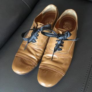 ショセ(chausser)のchausser ショセ レースアップ シューズ 37 (ローファー/革靴)