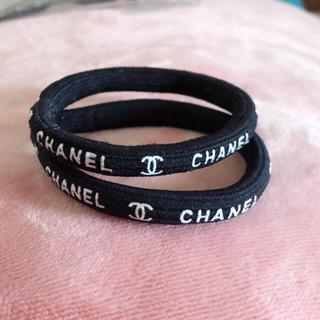 シャネル(CHANEL)のシャネル ヘアーゴム ブレス(ヘアアクセサリー)