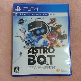 プレイステーションヴィーアール(PlayStation VR)のASTRO BOT:RESCUE MISSION アストロボット(家庭用ゲームソフト)