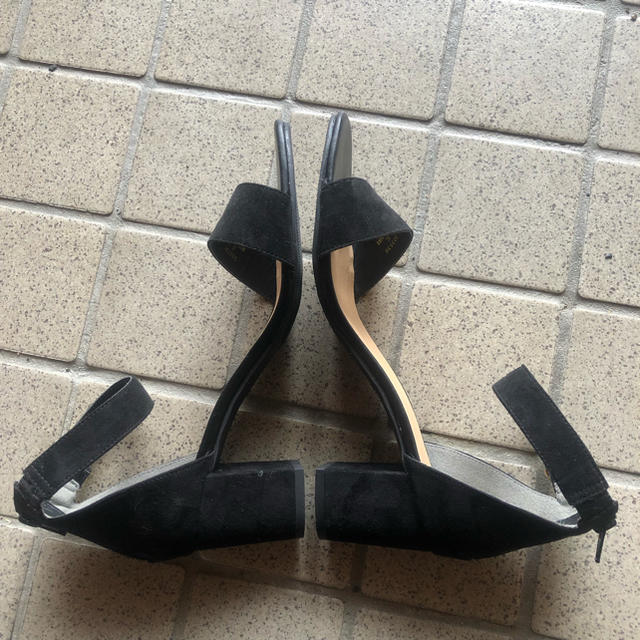 GU(ジーユー)のヒール、GU、サンダル レディースの靴/シューズ(サンダル)の商品写真