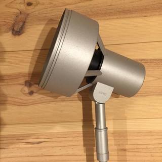 カッシーナ(Cassina)の外部用アームスポットライト シルバー 大光照明 DAIKO DOL-3767XS(その他)