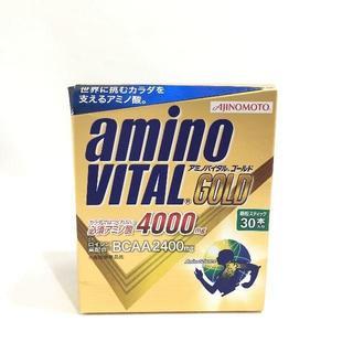 新品!! 味の素☆アミノバイタル ゴールド 4000㎎☆30本(アミノ酸)