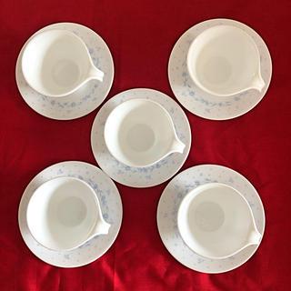 コレール(CORELLE)のコレール カップ 5客セット(食器)
