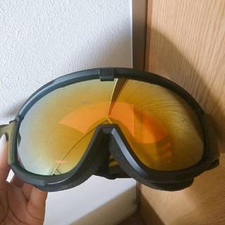アディダス(adidas)のスキー スノーボード ゴーグル(アクセサリー)