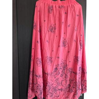 ハニーサックルローズ(HONEYSUCKLE ROSE)のロングスカート(ロングスカート)