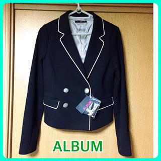 アルブム(ALBUM)の新品 ☆ ジャケット アウター ジャケット ☆ 即購入ok(テーラードジャケット)
