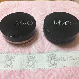 エムアイエムシー(MiMC)のTIARA様専用 MIMC ベースセット お試し(ファンデーション)