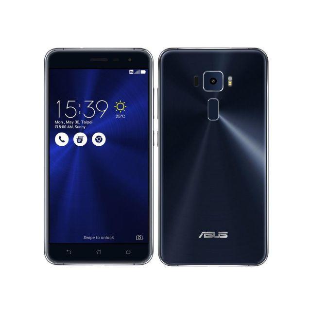 新品未開封 simフリー asus zenfone 3 ZE520KL ブラック スマホ/家電/カメラのスマートフォン/携帯電話(スマートフォン本体)の商品写真