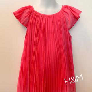 エイチアンドエム(H&M)の【新品】H&M ワンピース(ワンピース)