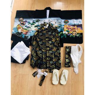 男の子 袴 セット 七五三 卒園式(和服/着物)