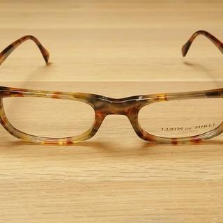 アランミクリ(alanmikli)のアランミクリ セルフレーム新品(サングラス/メガネ)