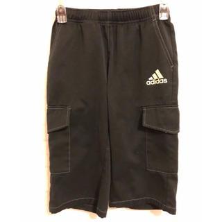 アディダス(adidas)のアディダス ハーフ パンツ 140cm (パンツ/スパッツ)