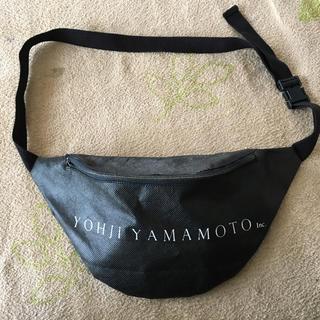 ヨウジヤマモト(Yohji Yamamoto)のオリジナル ボディバック(ボディーバッグ)