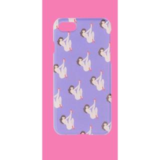 エーケービーフォーティーエイト(AKB48)の22market iPhoneケース 紫 (iPhoneケース)