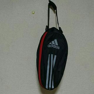 アディダス(adidas)のラグビーボール バック ボール入れ アディダス メーカーにて購入 出し入れ簡単(ラグビー)