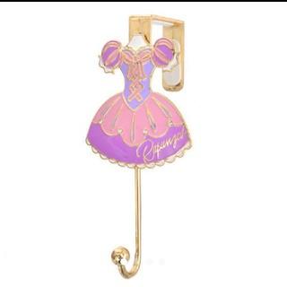 ディズニー(Disney)の新品 ラプンツェル ドアフック インテリア プリンセス(インテリア雑貨)