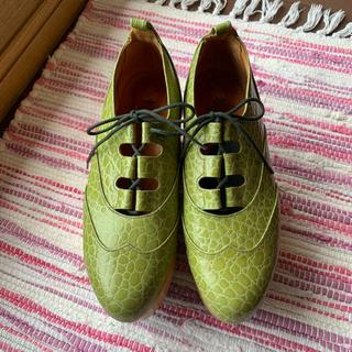 ヴィヴィアンウエストウッド(Vivienne Westwood)のVivienne Westwood ロッキンホース ギリー(ローファー/革靴)