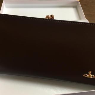 ヴィヴィアンウエストウッド(Vivienne Westwood)のヴィヴィアンウエストウッド  口金長財布(財布)