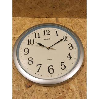 カシオ(CASIO)の壁掛け時計 CASIO ウォールクロック(掛時計/柱時計)