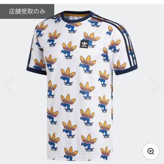 アディダス(adidas)のアディダス スケートボーディング Tシャツ Oサイズ(Tシャツ/カットソー(半袖/袖なし))