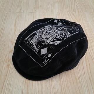 シンアンドカンパニー(SHIN&COMPANY)のシンアンドカンパニー ベルベットハンチング(ハンチング/ベレー帽)