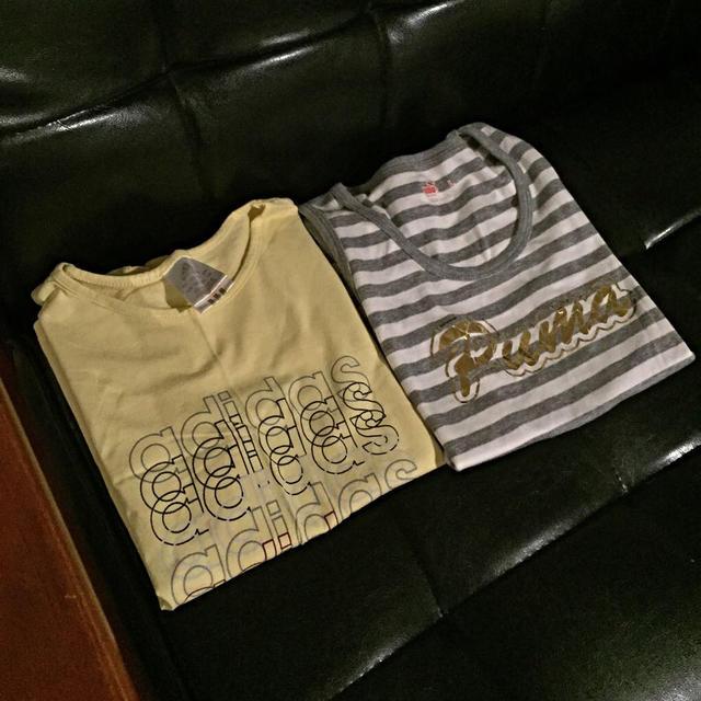 adidas(アディダス)のスポーツウエア レディースのトップス(Tシャツ(長袖/七分))の商品写真